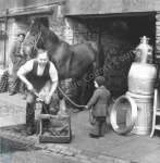 Country Crafts, Blacksmithing, Hawes